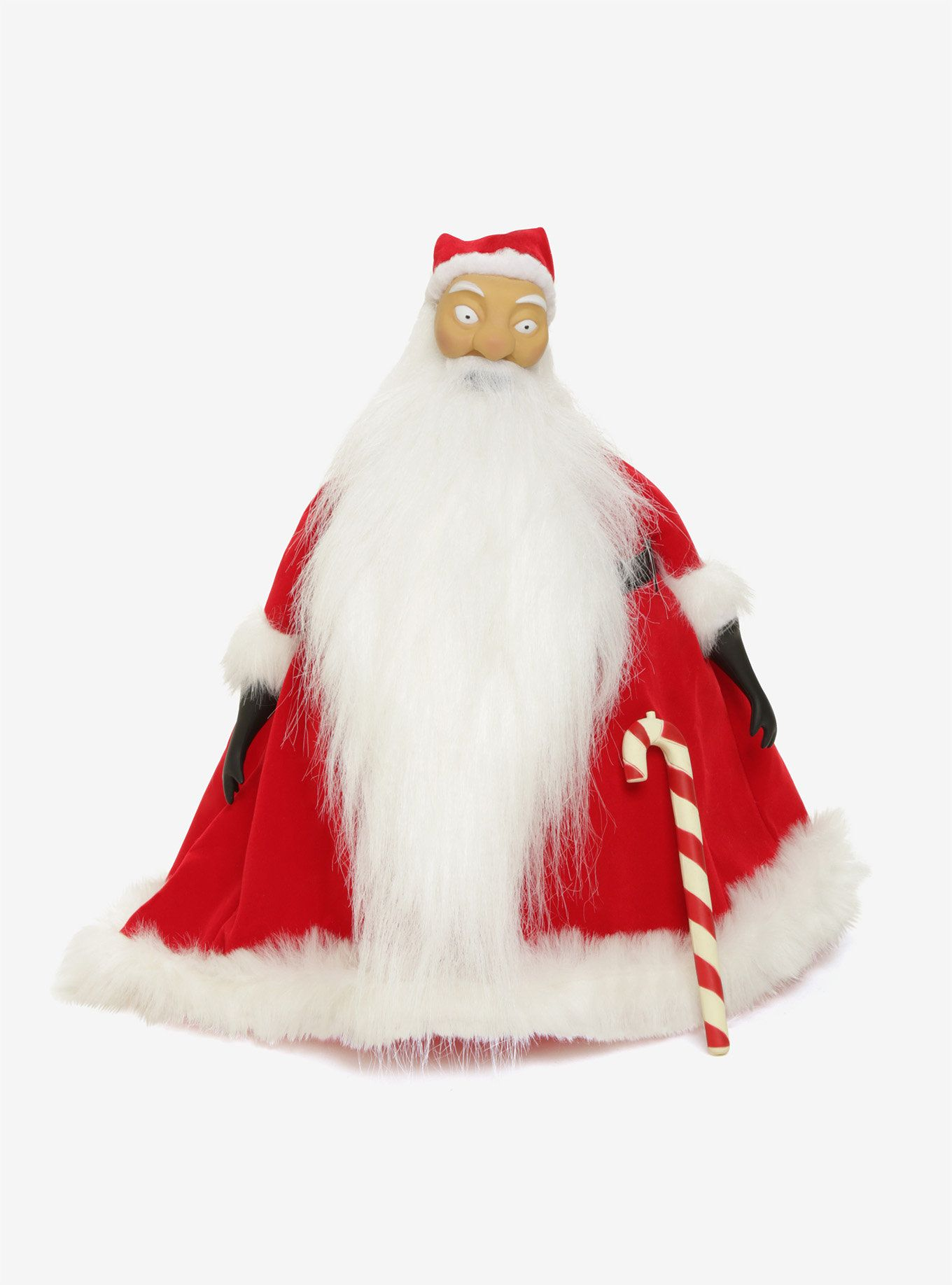 The Nightmare Before Christmas Deluxe Collection Doll Santa Claus
